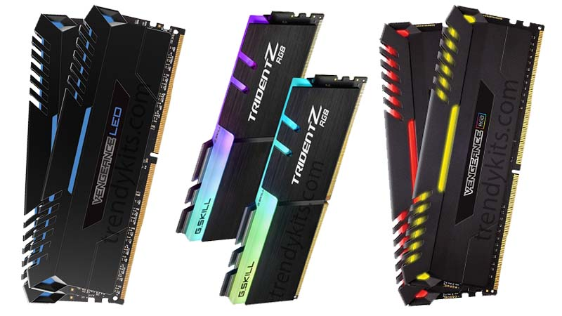 Best RGB LED RAM MEMORY