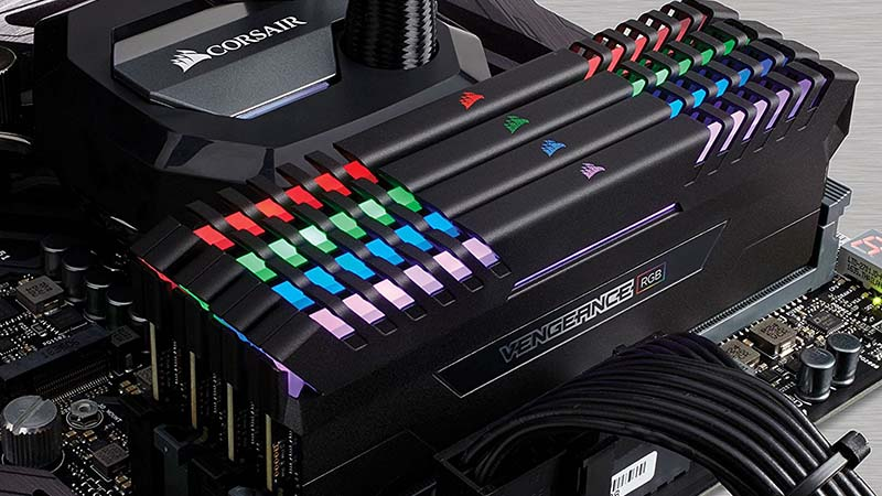 Corsair Vengeance RGB LED RAM