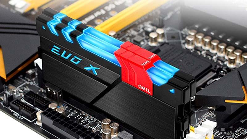 GeIL EVO LED RAM