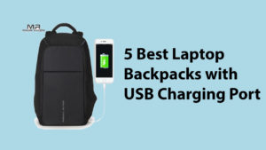 best laptop backpack with usb port