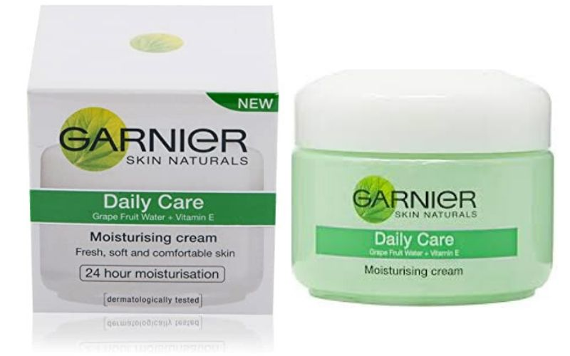Garnier face & beauty products for acne