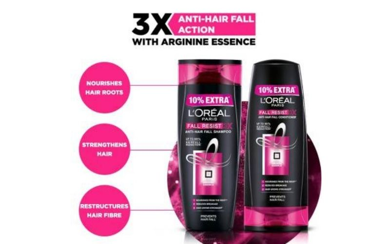 How to use all Loreal shampoo and conditioner