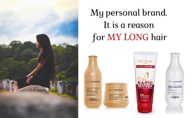 How to use loreal shampoo and conditioner