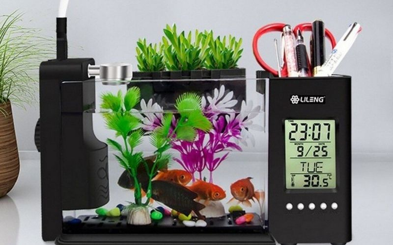 Best USB LCD and LED featured Aquariums