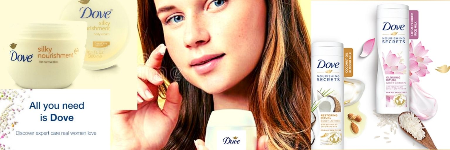 Best Dove Face cream, lotion with review and price