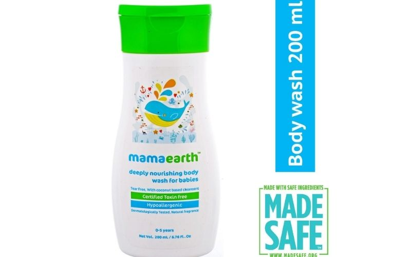 Best MamaEarth Baby products Review with price