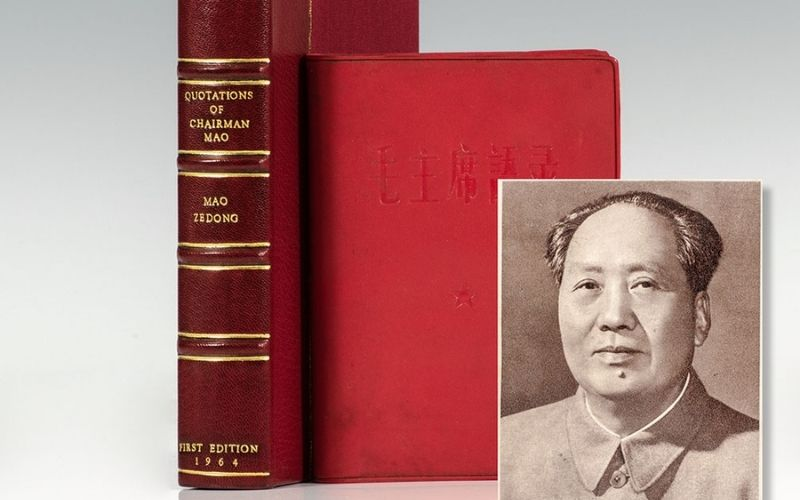 most read books in the world of all time - The Mao tse tung