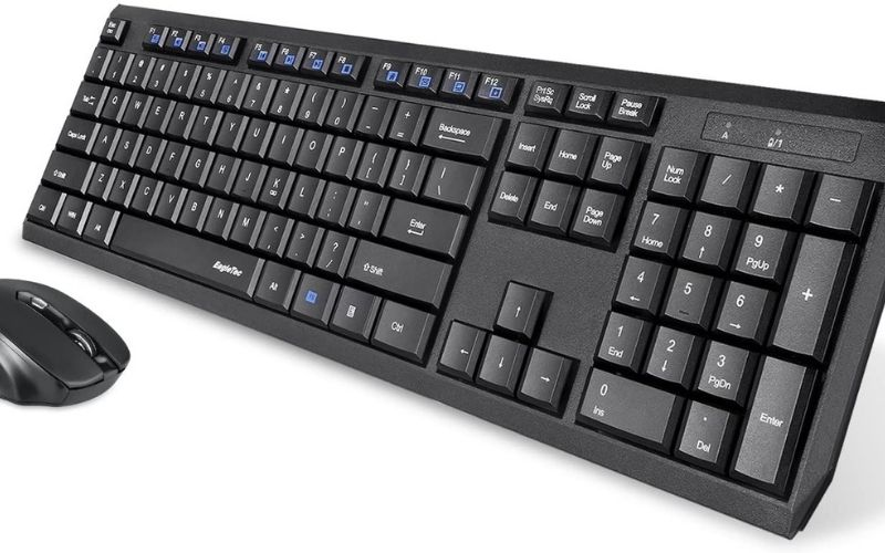 Best Wireless Keyboard and Mouse Combo To Buy On Amazon