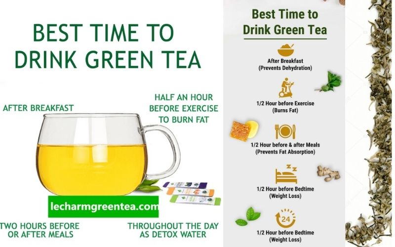 50+Green Tea Benefits for health & skin (How to drink).