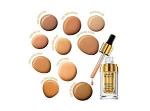 How to apply foundation of Lakme