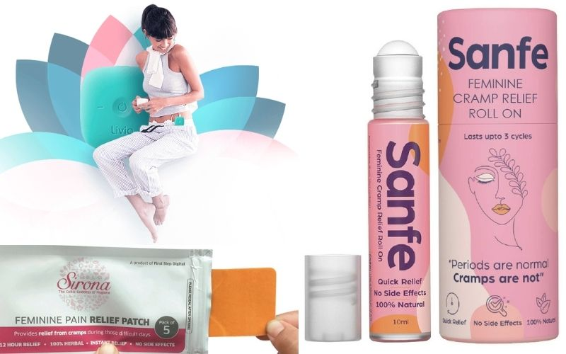 Best Period Cramp relief products