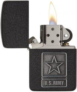 Zippo Army Lighter