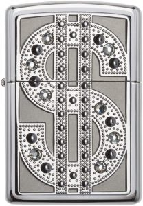 Zippo Currency Lighter