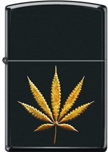Zippo Weed Pot Leaf Lighter