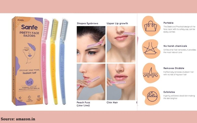 10+ Tips To Use Facial Razors On Eyebrows, Lips, And Face